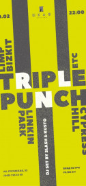 Triple Punch 10/02